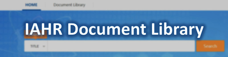 IAHR Document Library