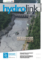 Hydrolink issue 2, 2019. Special issue on reservoir sedimentation