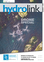 Hydrolink issue 1, 2019. Special issue on drones