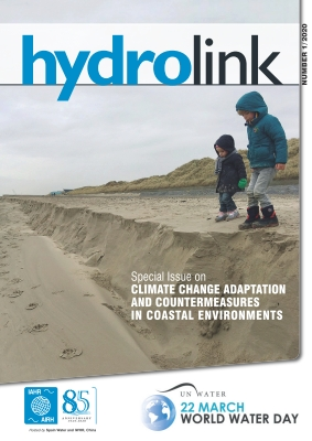 Hydrolink issue 1, 2020. Special issue on climate change